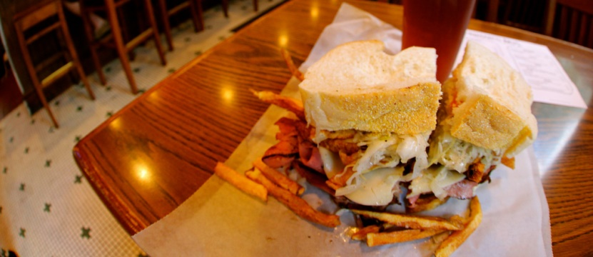 Home of the Almost Famous Sandwich